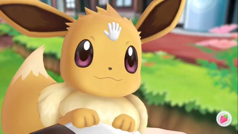 Pokemon Lets Go 5 - How To Get Eevee On Your Shoulder Let S Go