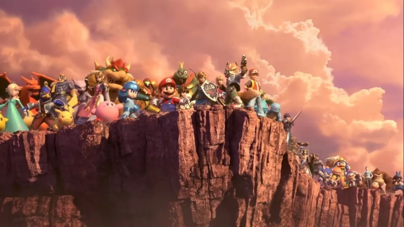 Super Smash Bros Ultimate Characters Guide All Character