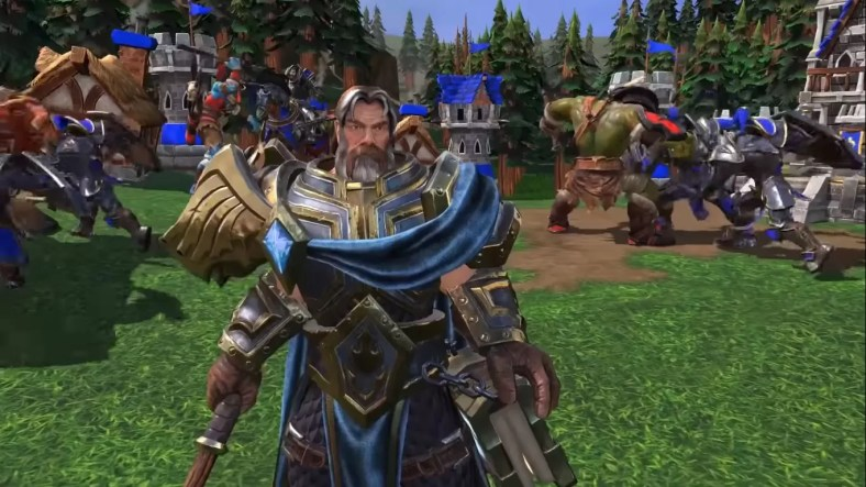 Blizzard Has No Plans for Warcraft 4 Yet, All Focus on