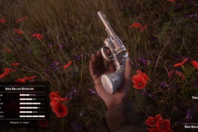 Red Dead Online PS4 Timed Exclusives Guide