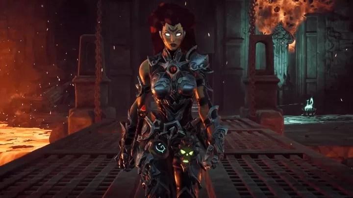 Darksiders III Weapon Enhancements Guide - Enhancements