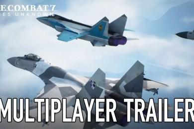 Ace Combat 7 Multiplayer Trailer
