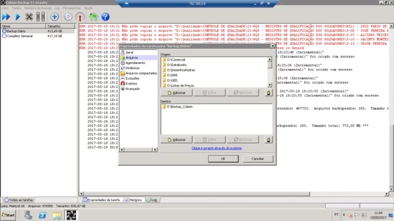 Patagonia cloning software