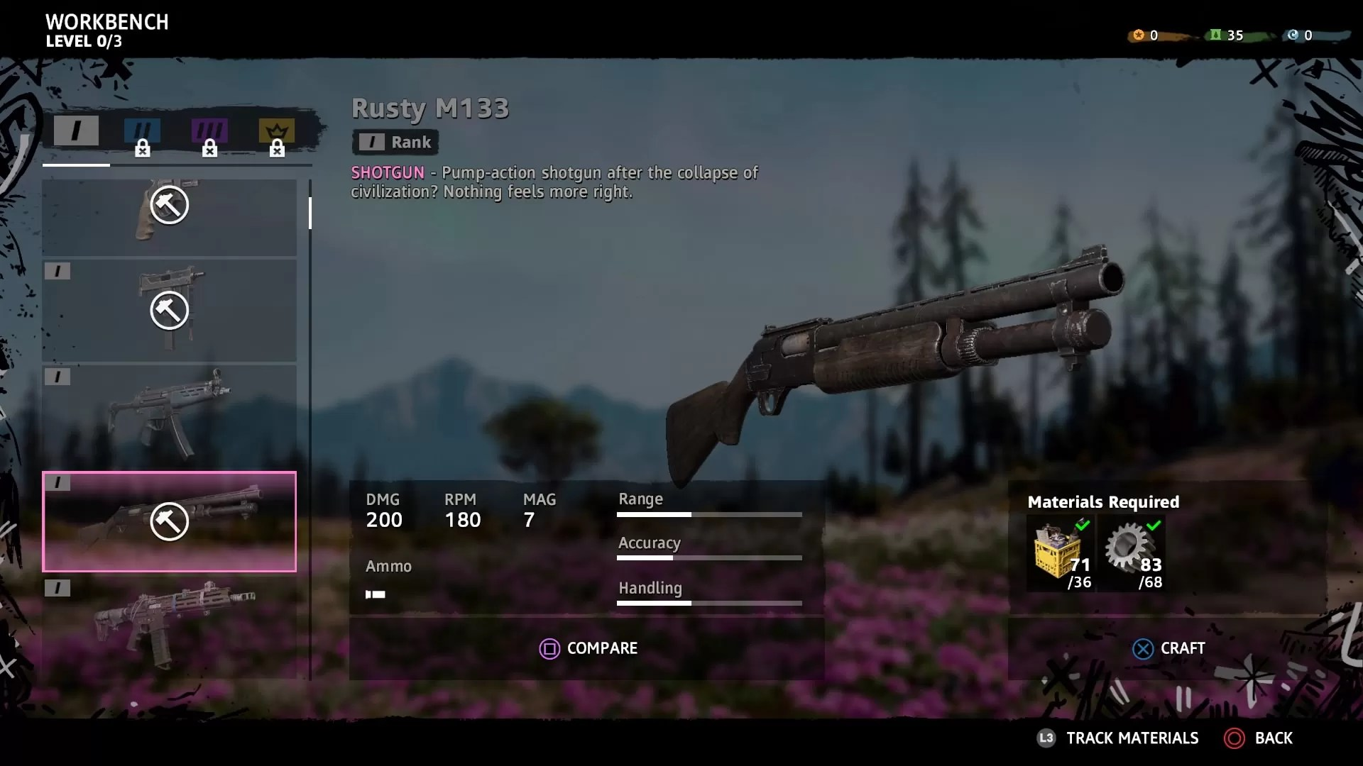 Far Cry New Dawn Crafting Guide How To Craft Farm Resources