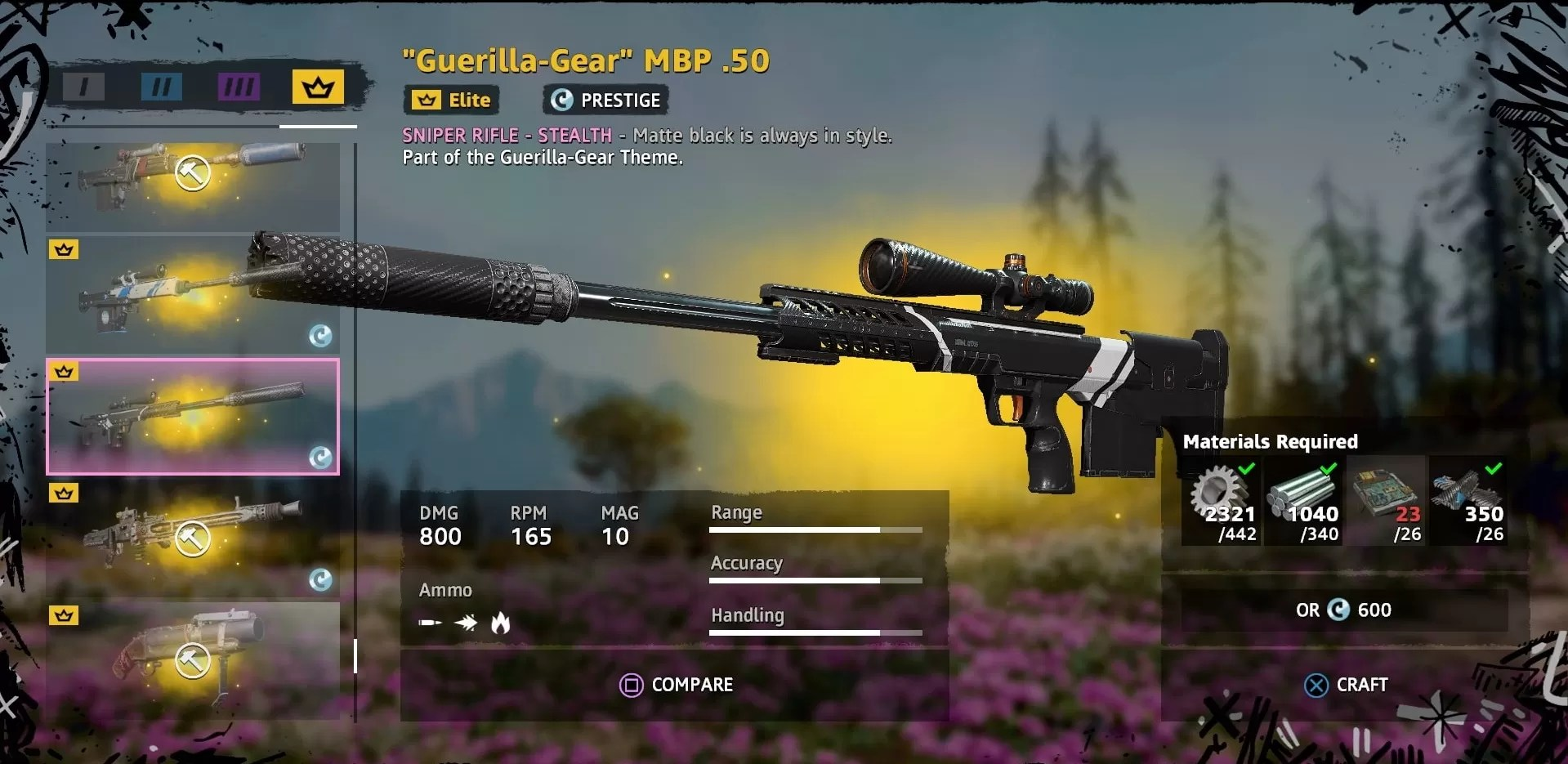 Far Cry New Dawn Best Weapons Guide Silenced Bow Assault Rifle Sniper Rifle