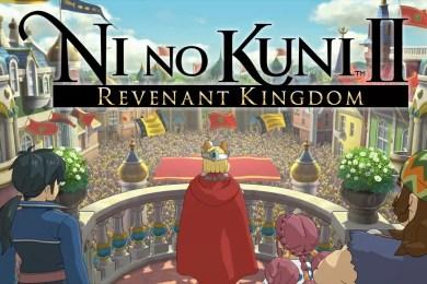 Ni No Kuni Movie