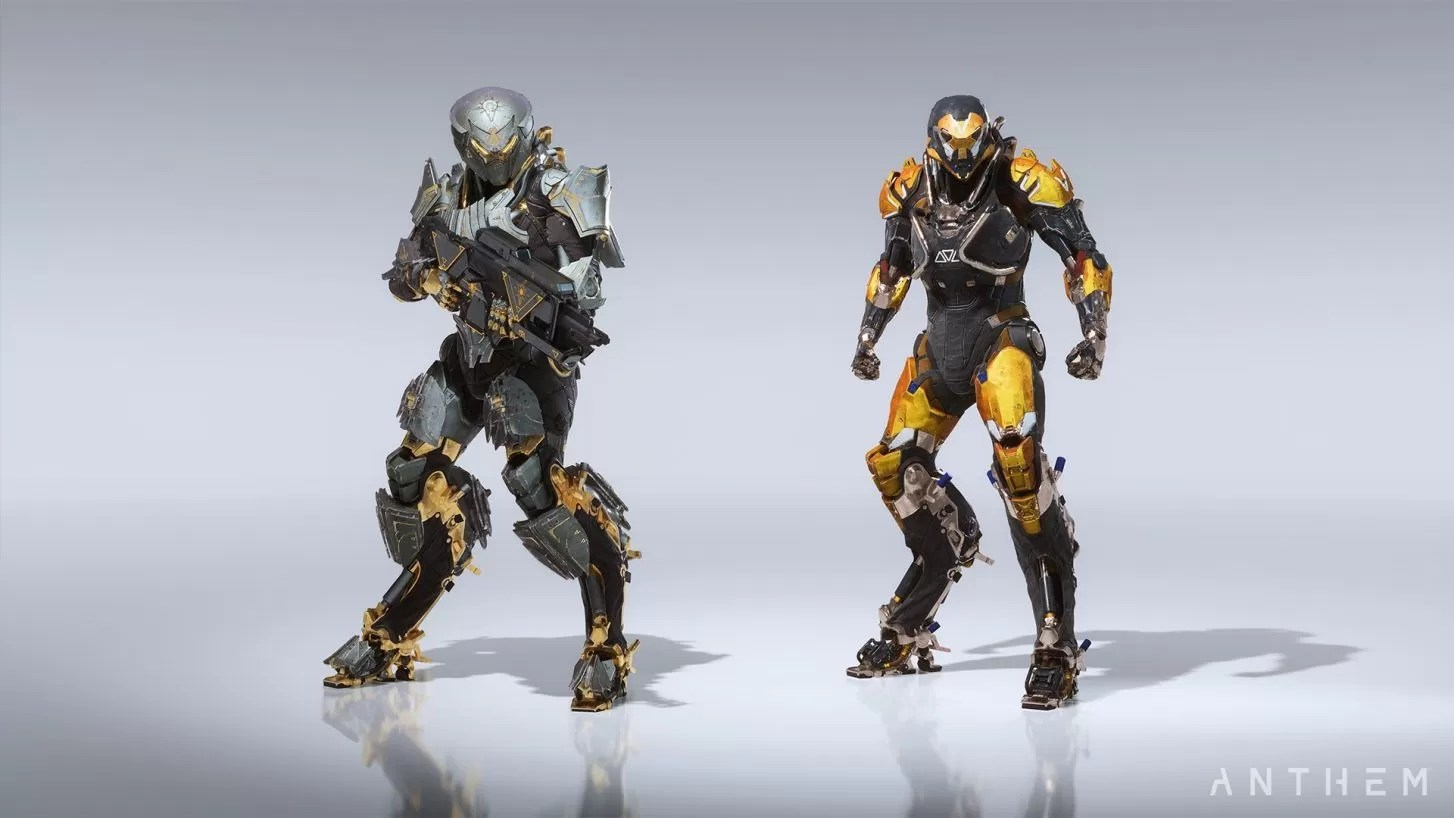 Anthem Javelin Gear Guide All Gear And Effects Details