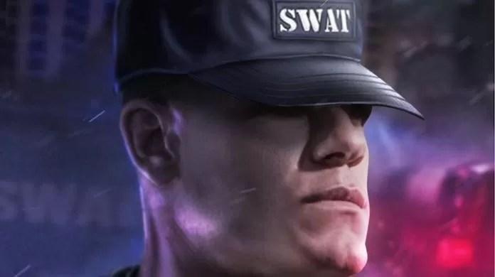 John Cena Mortal Kombat 11
