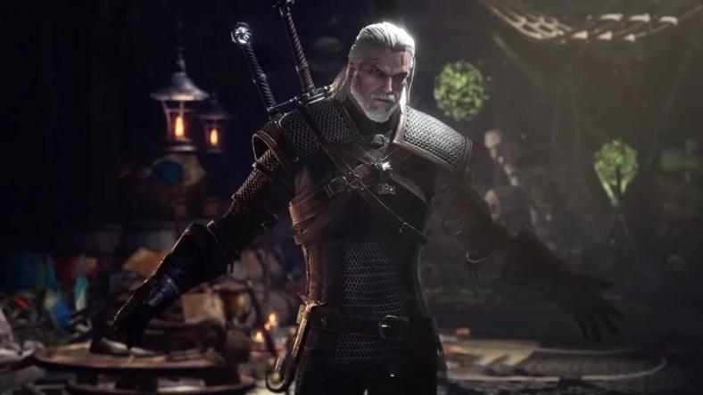 Monster Hunter: World Geralt
