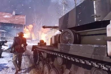 Battlefield 5 Firestorm Revealed