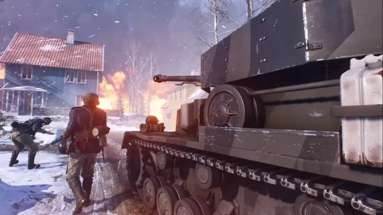 Battlefield 5 Firestorm Revealed