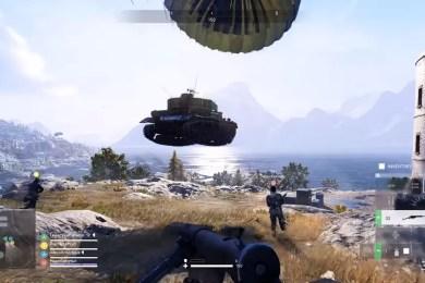 Battlefield 5 Firestorm Trailer