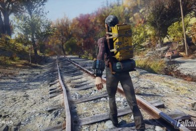 Fallout 76 The Wild Appalachia