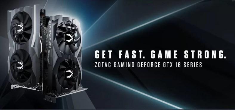 Nvidia GTX 1660 Overclock