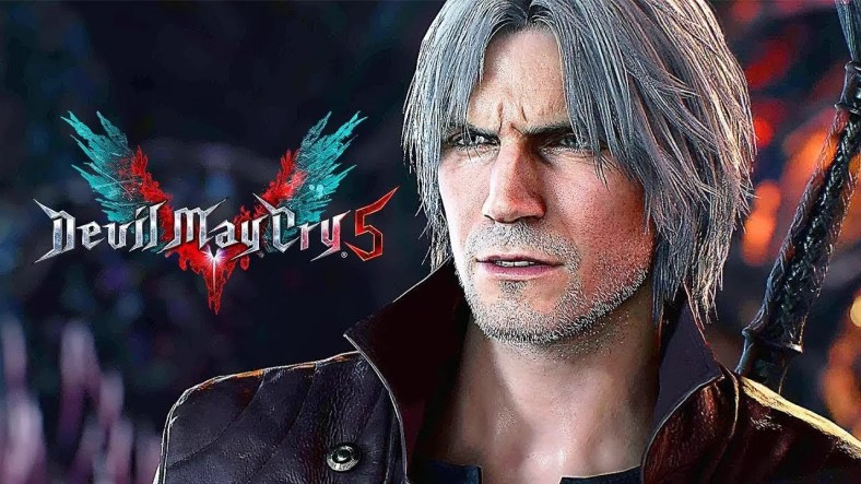 Devil May Cry 5 Dante Skills