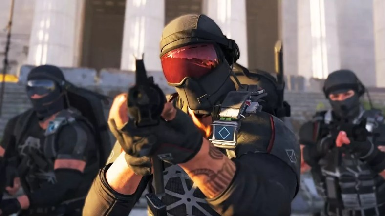 The Division 2 Black Tusks Faction Guide – Invaded Missions
