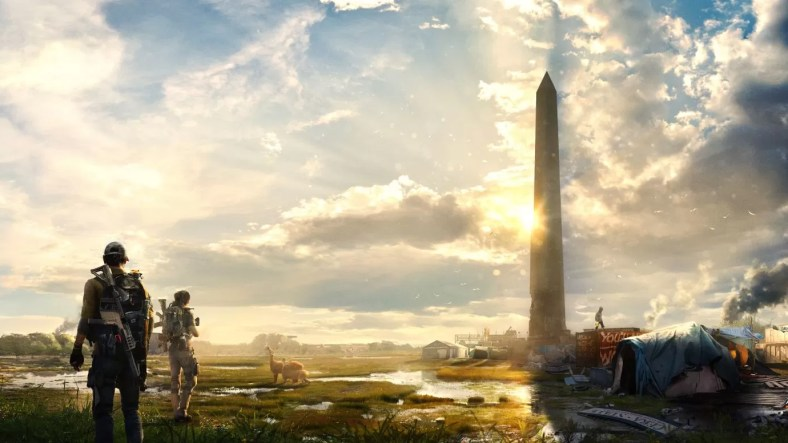 the division 2 day one patch size