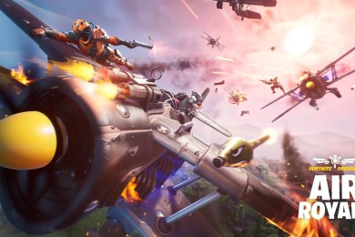 Fortnite Air Royale Challenges Guide