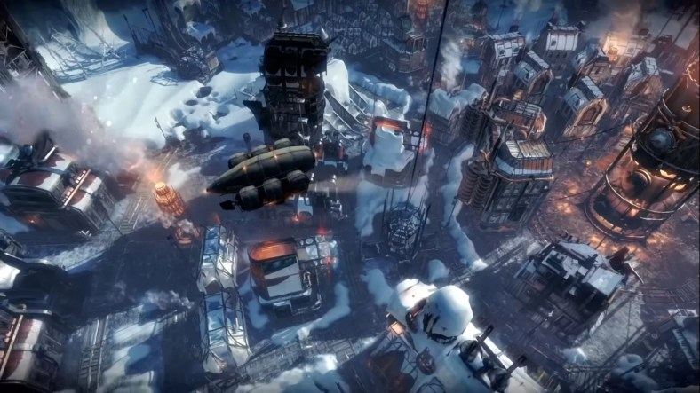Frostpunk Xbox One PS4