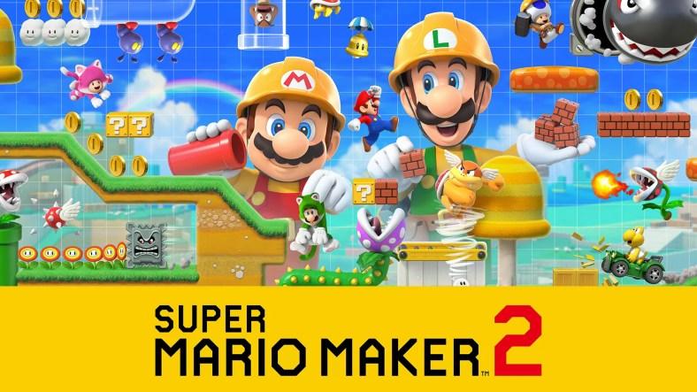 Super Mario Maker 2 Sales