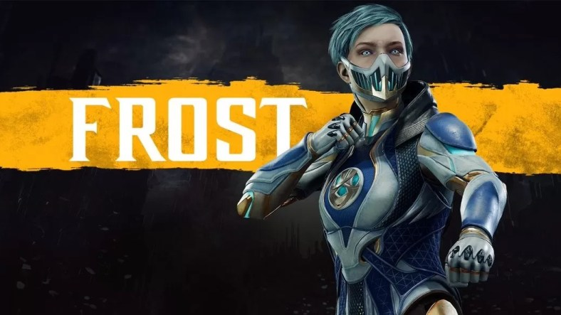 Mortal Kombat 11 Frost Guide How To Play Moves Tips And Tricks