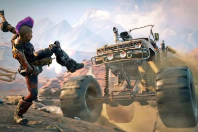 Rage 2 Vehicles Guide