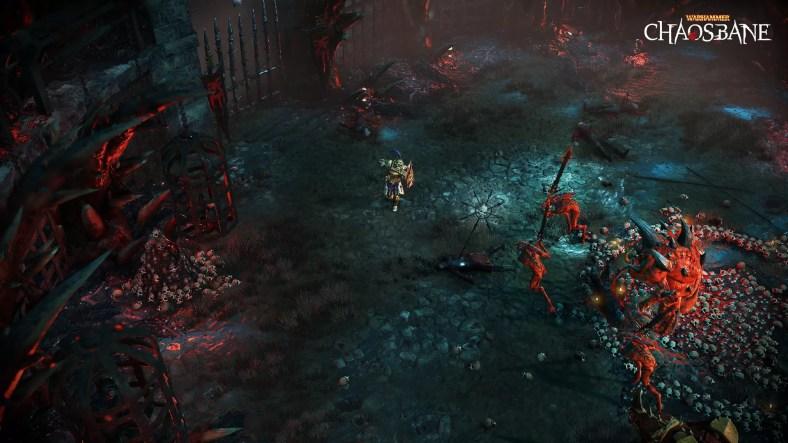 Warhammer: Chaosbane Story Trailer