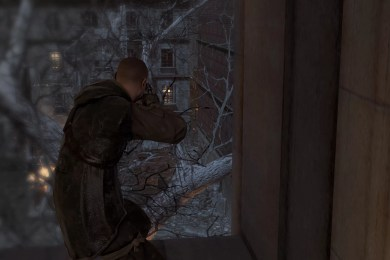 Sniper Elite V2 Remastered St Olibartus Church Collectibles