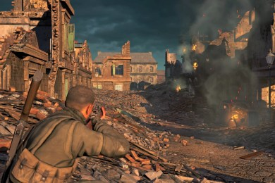 Sniper Elite V2 Remastered Karlshorst Command Post Collectibles Guide