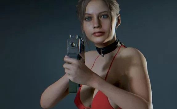 Resident Evil  Remake Nude Mods Sexy Leon Naked Ada Hot Outfits