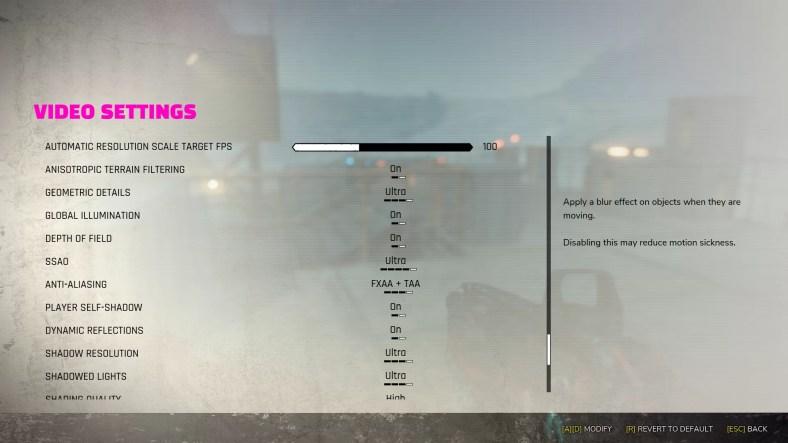 Rage 2 PC Optimization