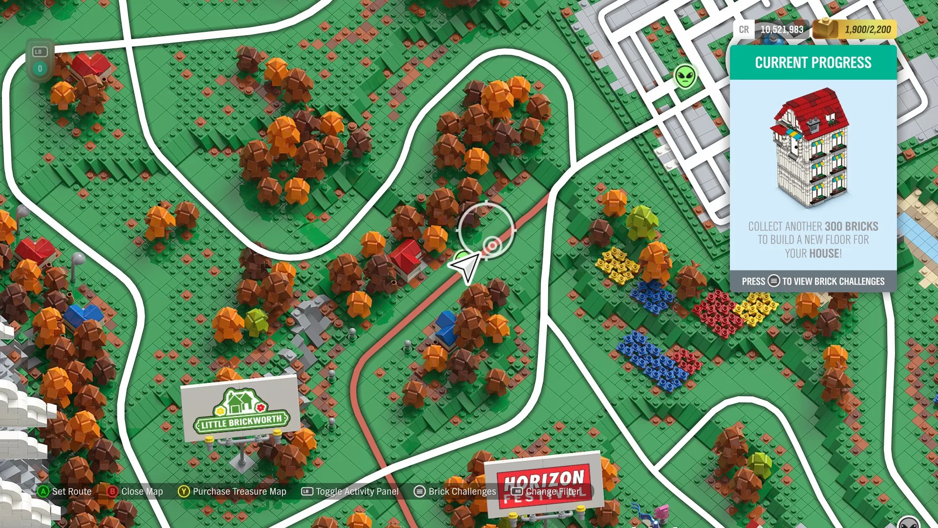 Forza Horizon 4 Alien Energy Cell Locations Guide – Where to Find