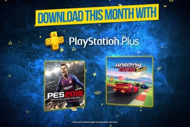 PS Plus July Games