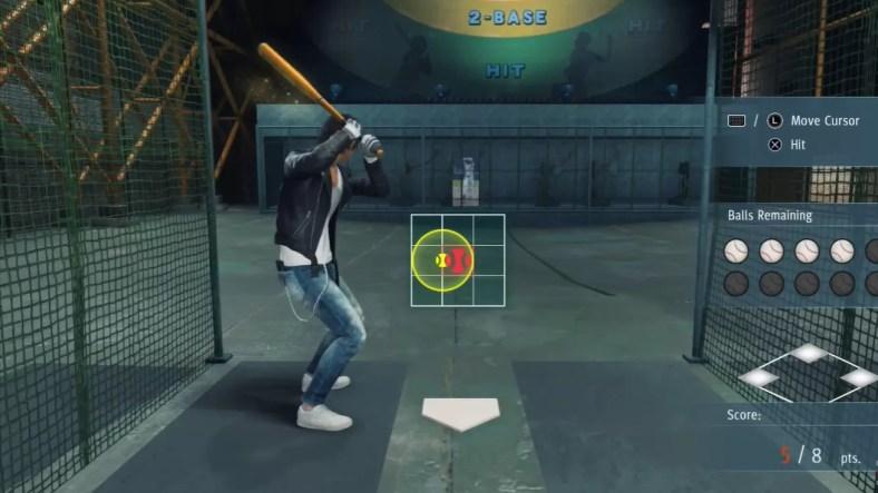 Judgment Yoshida Batting Center