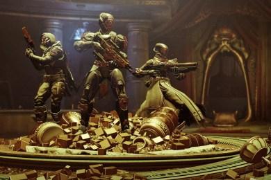 Destiny 2 Crown of Sorrow Raid Gahlrans Deception