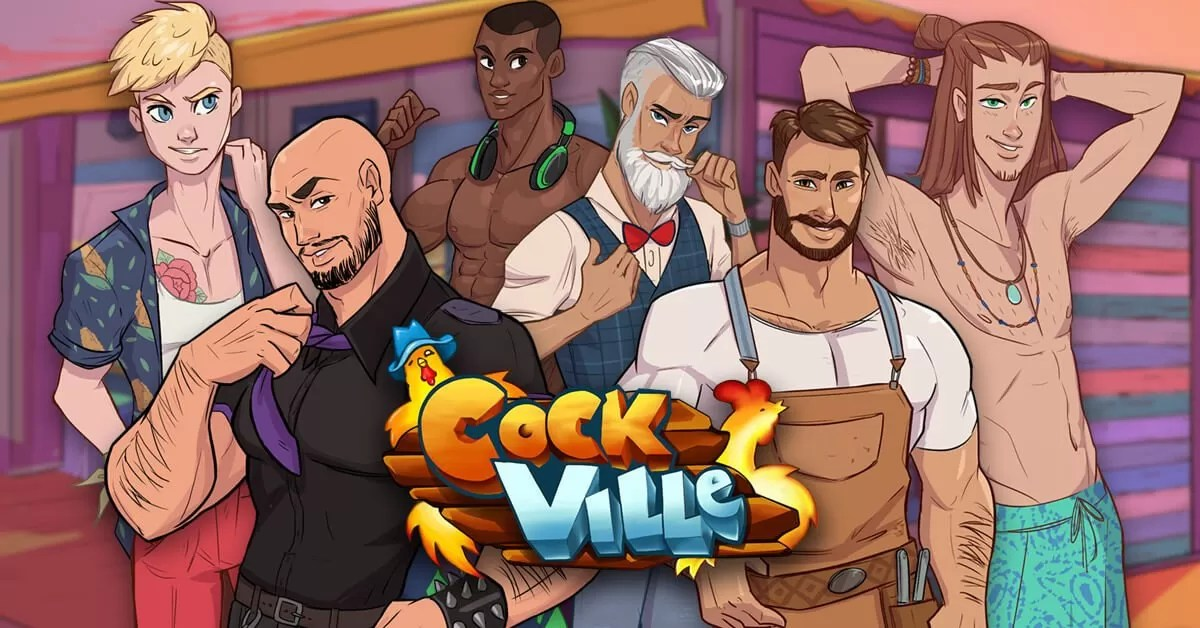 Nutaku Adds New Lgbtq Games Cockville And Fap Ceo Men Stream