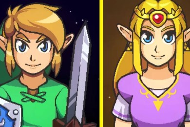 Cadence of Hyrule Characters Guide