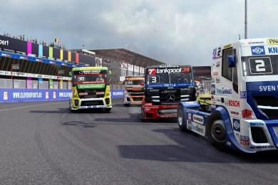 Truck Racing Championship Launch