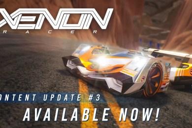 Xenon Racer Update