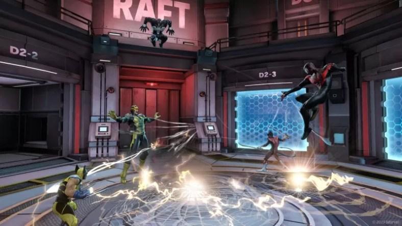 Marvel Ultimate Alliance 3 Ability Orbs