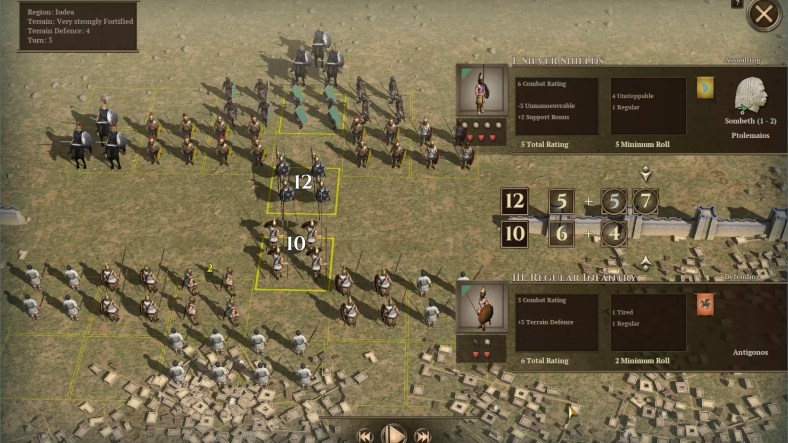 Field of Glory: Empires Combat Guide