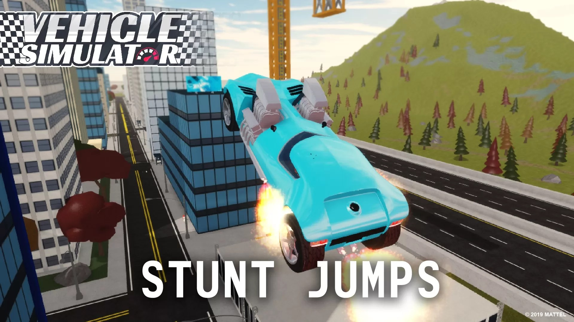 Roblox Vehicle Simulator Code Working 2018 Most Viewed Mattel Is Bringing Hot Wheels Updates To Four Games Including Roblox