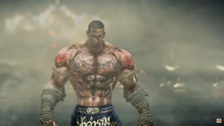 Bandai Namco Reveals Two New Dlc Characters In Tekken 7