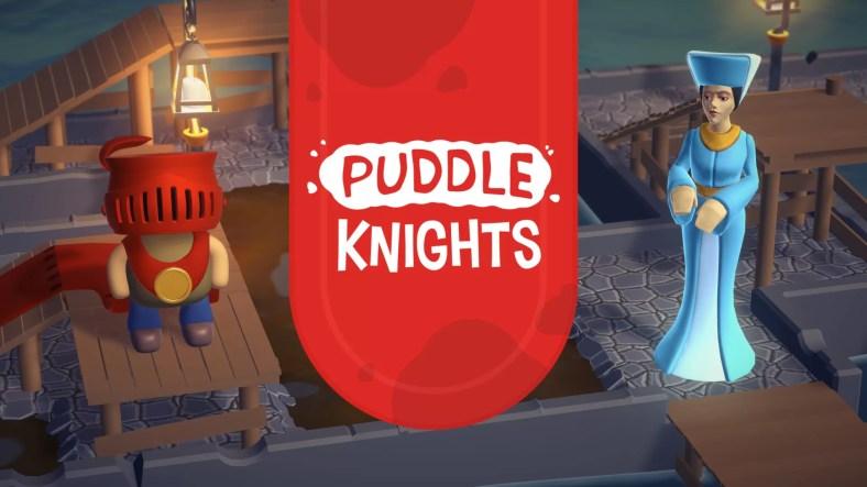 Puddle Knights Nintendo Switch