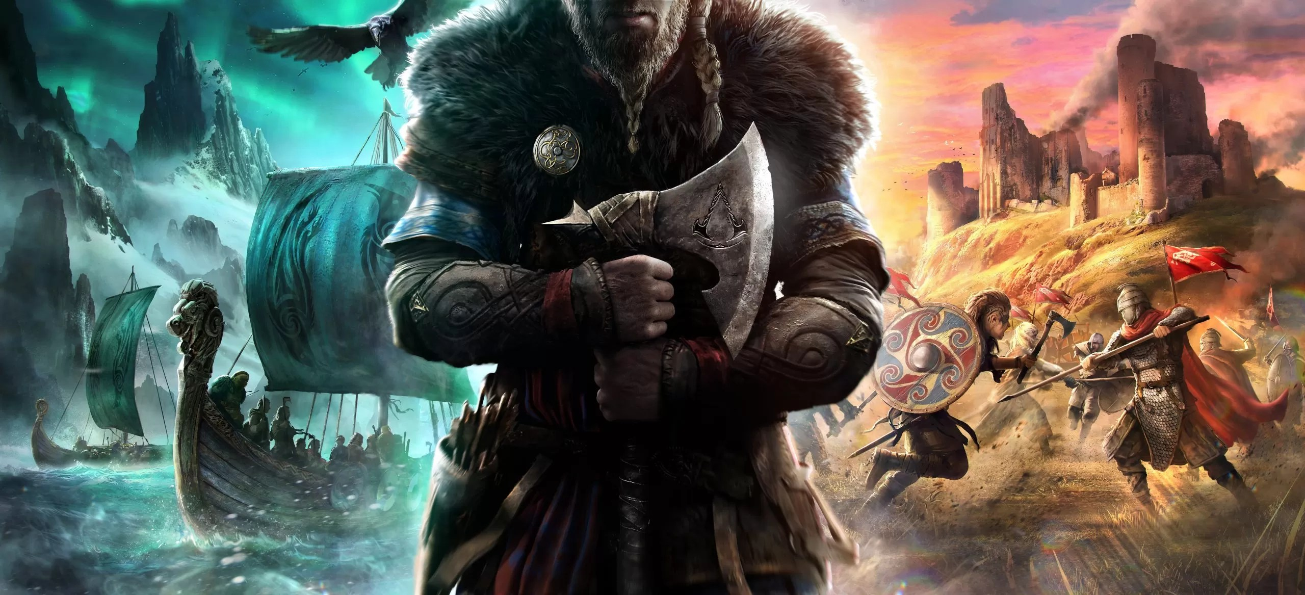 Assassin S Creed Valhalla Reveals New Viking Setting Due Holiday 2020