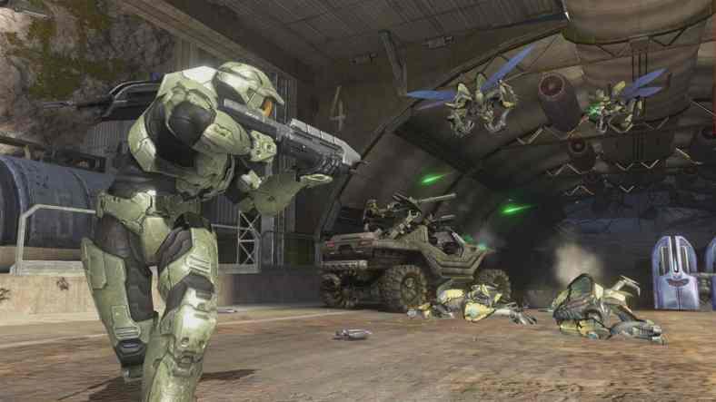 Guía del cráneo de Halo 3 Acrofobia