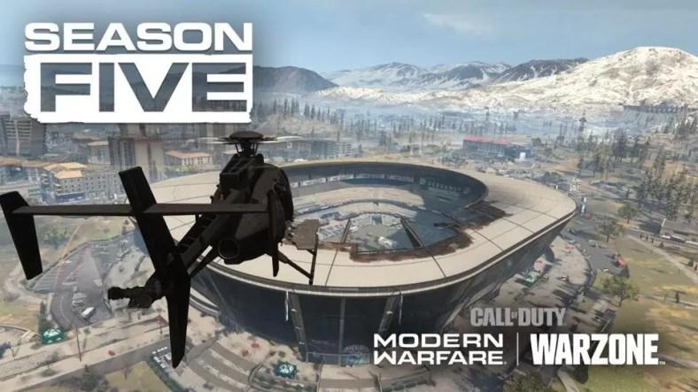 Panduan Telur Paskah dari Call of Duty Warzone Stadium