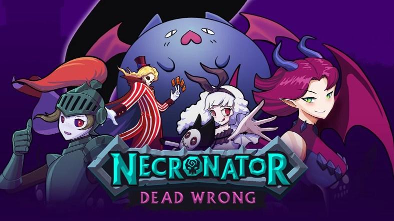 Review Necronator: Dead Wrong