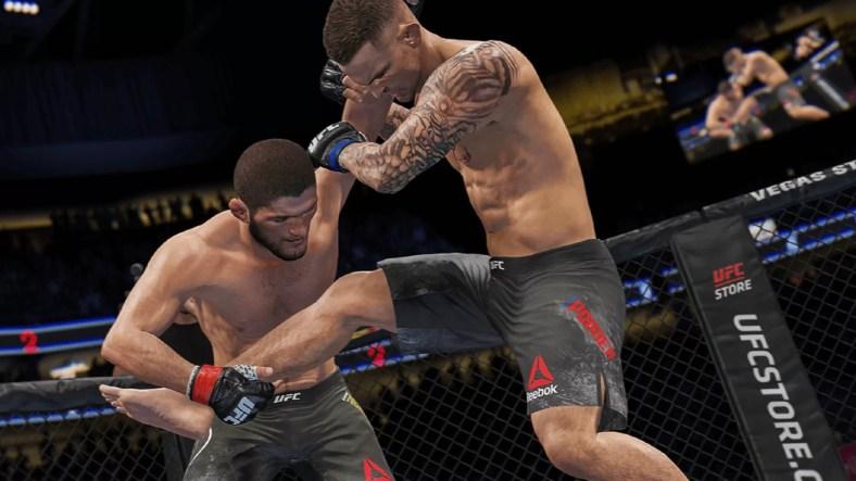 Panduan Penjepit UFC 4