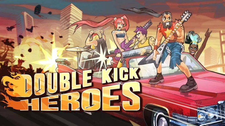 Review Double Kick Heroes